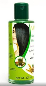 Moy Hair Oils Moy Light Green Viscous Liquid Herbal Hair Oil