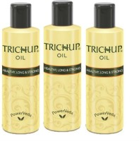 Trichup Healthy Long & Strong Hair Oil Combo Pack Of 3 Hair Oil (100 Ml)
