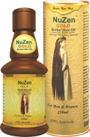 NuZen Herbal Hair Oil (250 Ml)