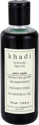 Khadi Hair Oils Khadi Ayurvedic Pure Amla Hair Oil