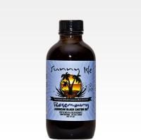 Sunny Isle Rosemary Jamaican Black Castor 4 Oz Hair Oil (120 Ml)