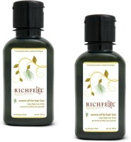 Richfeel Hair Loss Oil 100ml (Pack Of 2) Hair Oil (200 Ml)