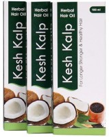 Kesh Kalp KK300ml  Hair Oil (300 Ml)