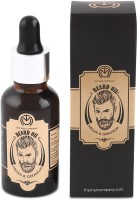 The Man Company Beard Oil- Argan & Geranium Hair Oil (30 Ml)