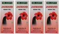 Dr. Jain's Jaswand Kesh Tel Hair Oil (800 Ml)