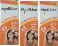MediLice Shampoo Herbal Hair Oil (90 Ml)