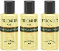 Trichup Healthy Long & Strong  Hair Oil (345 Ml)