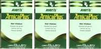 Allen's Arnica Plus Hair Vitalizer-Pack Of 3 Hair Oil (300 Ml)