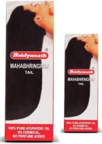 Baidyanath Hair Oils Baidyanath Mahabhringraj Hair Oil