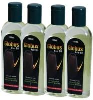 GLOBUS Anti Dandruff  Hair Oil (400 Ml)