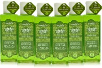 Khadi Herbal Anti-Hairfall Oil [pack Of SIX] Hair Oil (300 Ml)