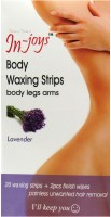 Teen Teen Body Waxing Strips For Body Legs Arms (Lavender) (150 G)