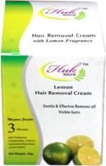 Huk Natural Hair Removal Huk Natural Lemon Hair Removal Cream
