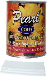 Pm Pearl Hair Removal Pm Pearl Hair Removal Cold Wax With Strips