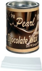 Pm Pearl Hair Removal Pm Pearl Hair Removal Chocolate Wax With Strips