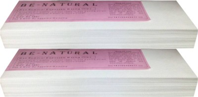 Be Natural Hair Removal Strips 140