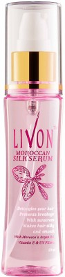 Livon Hair Serums Livon Moroccan Silk Serum