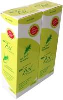 Zyx Hair Cream Gel Pack Of 2 Pcs (200 Ml)