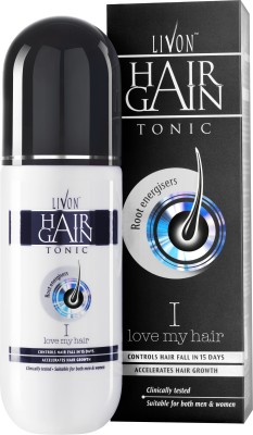 Buy Livon Hair Gain Tonic: Hair Serum