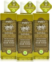 Khadi Herbal Khadi Relaxation Hair Tonic [ PACK OF 3] (300 Ml)