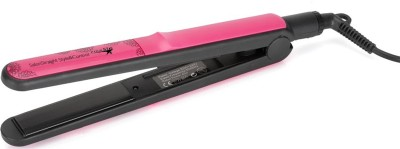 Four Star Hair Straightener 980 Hair Straightener (Black, Pink)