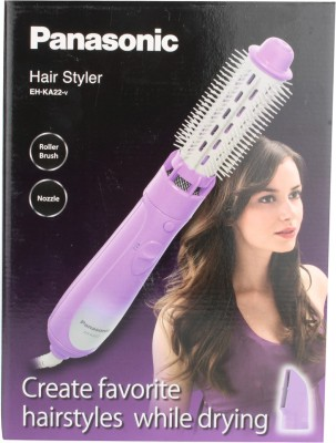 Panasonic Hair Styler EH-KA22-V62B Hair Styler (Purple)