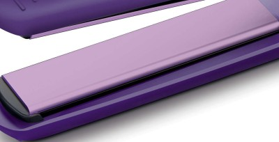 Philips HP8304 Selfie Hair Straightener (Purple)