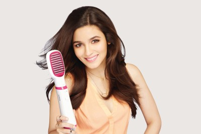 Philips Essential Care HP8658 Air Styler (White and Pink) (White and Pink)