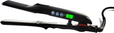 Chaoba CB-9210 LCD Screen With Light Hair Straightener (Black, Red)