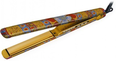 Corioliss C3 Limited Edition Mosaic Super Slim Professional Hair Straightener (Yellow)