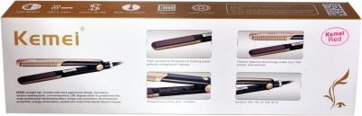 kemei Professional km-327 Hair Straightener (golden)
