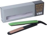 V&G PROFESSIONAL V&G 8175 Hair Straightener (GREEN)