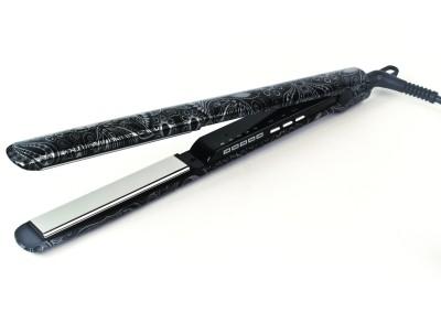 Corioliss C3 Super Slim Styler Paisley Hair Straightener (Black)