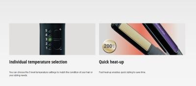 Panasonic Multi Styling EH-HW18 Hair Straightener