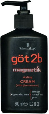 Got2B Hair Styling Got2B Magnetik Styling Cream Hair Styler