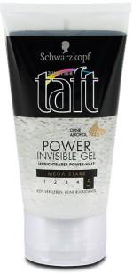 Schwarzkopf Professional Hair Styling Schwarzkopf Professional Taft Power Invisible Hair Gel Hair Styler