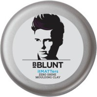 BBLUNT MINI ItMATTers, Zero Shine Moulding Clay Hair Styler