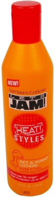 Lets Jam Hair Styling Lets Jam Soft Sheen Carson Heat Styles Set & Wrap Lotion Hair Styler