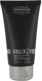L 'Oreal Paris Hair Styling L 'Oreal Paris Homme Strong Hold Gel Hair Styler