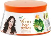 Veola Women Sun Protect Cream Hair Styler (Light Orange Opec)