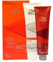 Wella Wella Straighten It Intense For Very Curly Hair(Straightening Cream And Neutralizer)-200gm Hair Styler