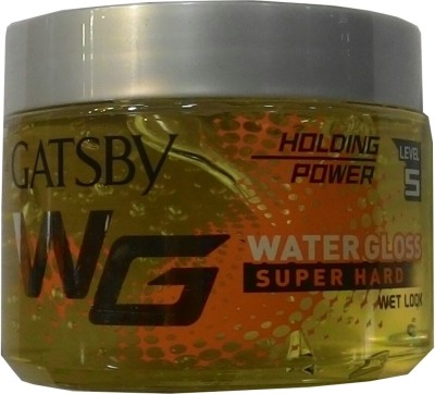 GATSBY WATER GLOSS SUPER HARD HAIR STYLER