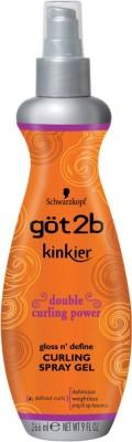 Schwarzkopf Professional Hair Care Schwarzkopf Professional Kinkier Gloss N Define Hair Styler