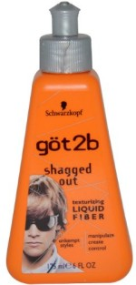 Got2B Hair Styling Got2B Shagged Out Texturizing Liquid Fiber Hair Styler