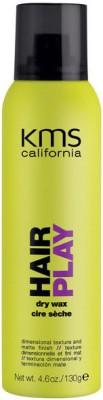 KMS California Hair Styling KMS California Play Dry Wax Hair Styler