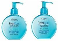 L'Oreal Paris Evercurl Hydracharg E Leave-In Cream (Pack Of 2) Hair Styler