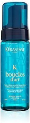 Kerastase Hair Styling Kerastase Boucles D'Art Sculptural Curls Aqua Flexible Hold Mousse Hair Styler
