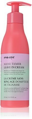 Eva Nyc Hair Styling Eva Nyc Mane Tamer Leave In Cream With Argan Oil And Keravis Hair Styler