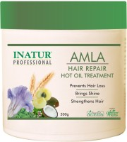 INATUR Amla Hair Repair Hot Oil Treatment (300 G)