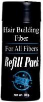 Majik Hair Building Fiber Refill Pack 30 Gm Dark Brown (30 G)